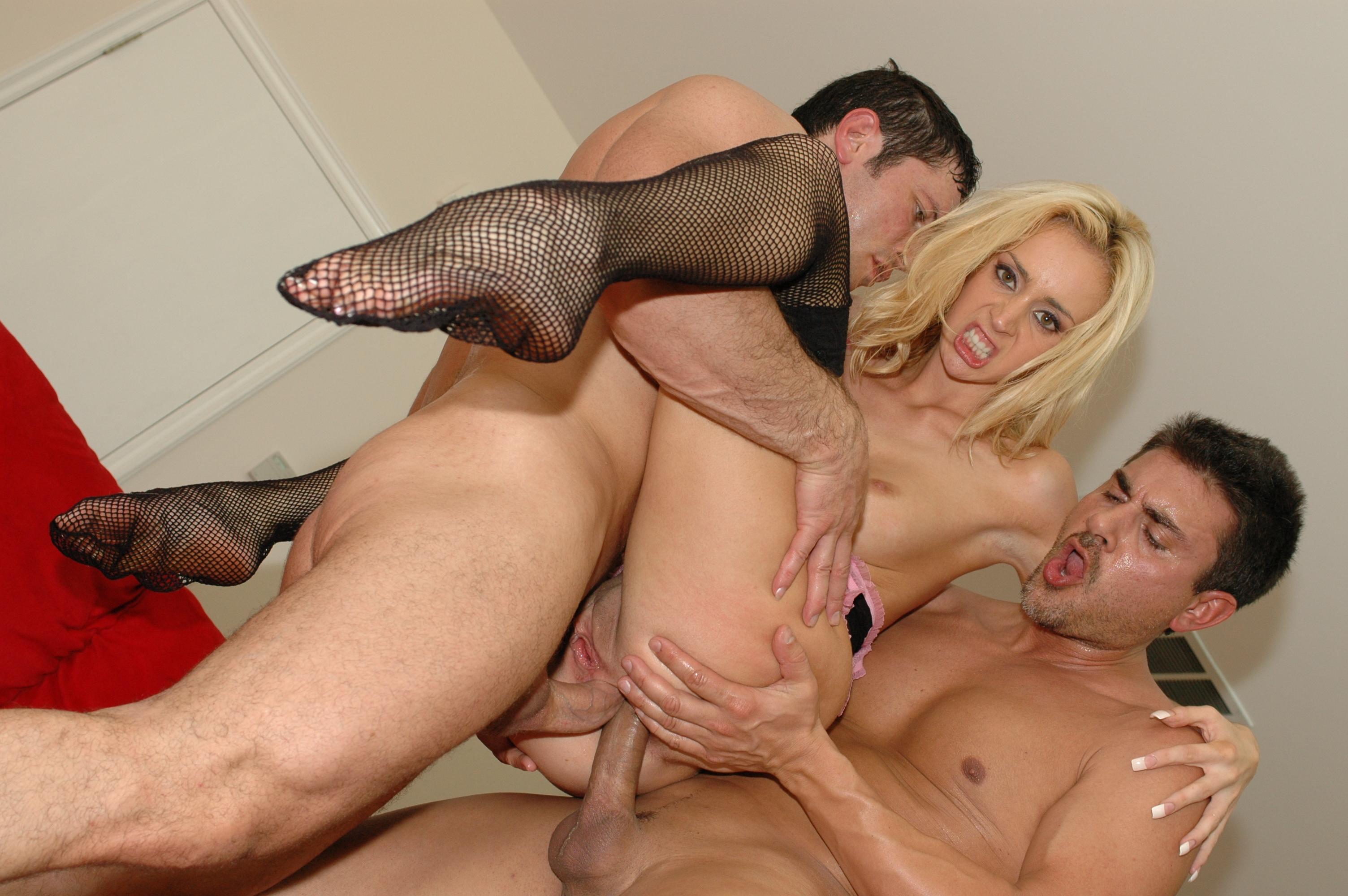 Секс с дикой блондинкой 3 фотография