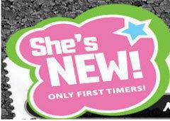 Media offerti da She s New